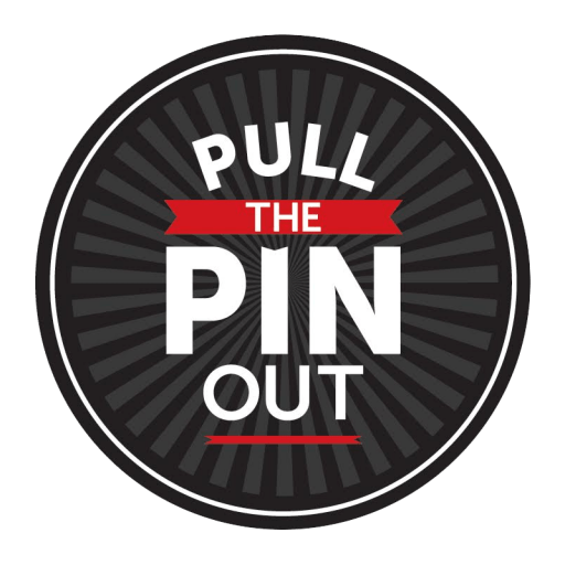 Pull The Pin Out